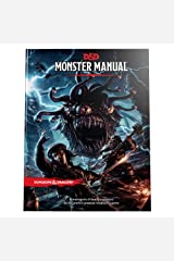 Dungeons & Dragons Monster Manual (Core Rulebook, D&D Roleplaying Game) Hardcover