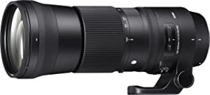 Sigma 150-600mm 5-6.3 Contemporary DG OS HSM Lens for Canon
