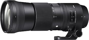 Sigma 150-600mm 5-6.3 Contemporary DG OS HSM Lens for Nikon & Canon