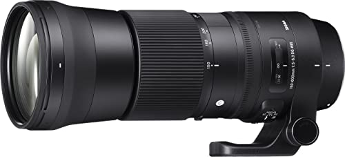 Sigma 150-600mm f/5-6.3 Contemporary DG OS HSM Lens for Canon