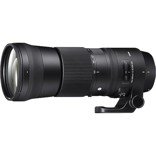 Sigma 150-600 mm F5-6.3 DG OS HSM Contemporary Canon Mount Lens