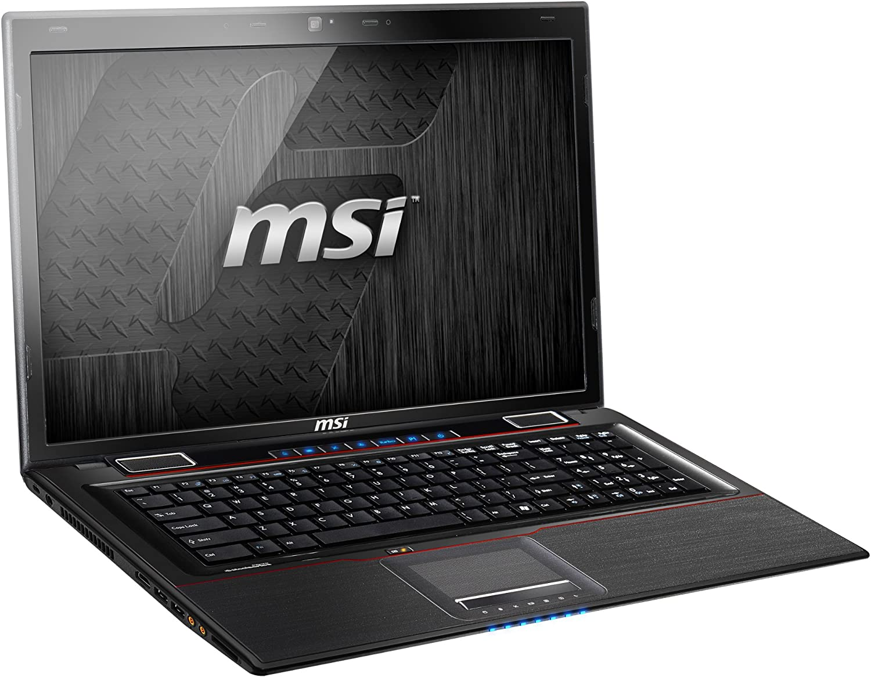 MSI G Series GE70 0ND-033US 17.3-Inch Laptop (Black/Red)