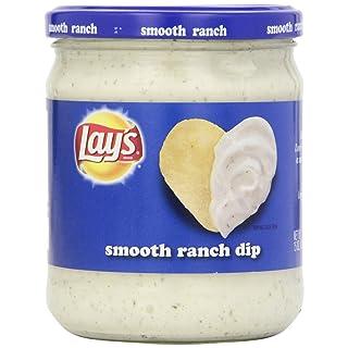 Lay's Smooth Ranch Dip,15 Ounce