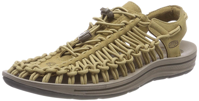 KEEN Men's Uneek Sandal B071D52Q9W 12 D(M) US|Antique Bronze/Canteen