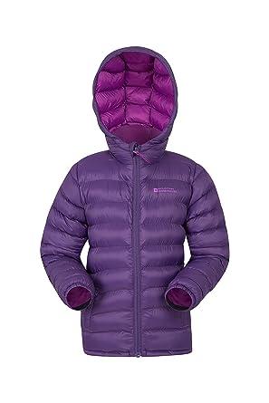 2a28ea235 Amazon.com: Mountain Warehouse Seasons Girls Padded Jacket - Kids ...