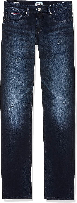 Tommy Jeans Slim Scanton Dyjnd Jean Droit Homme