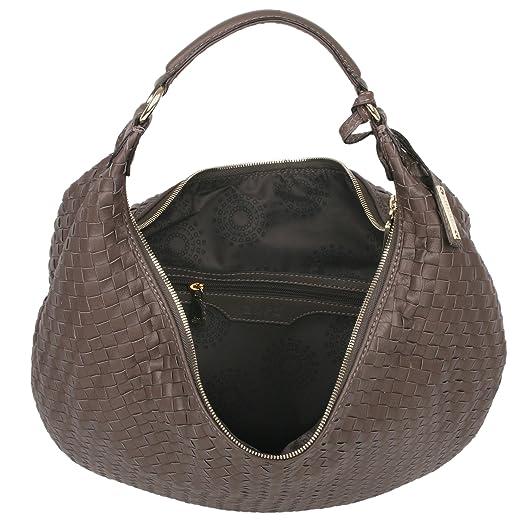 9023f3d8c3 Abro Braided Bag in Siena  Amazon.co.uk  Luggage