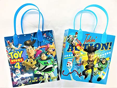 Amazon.com: Disney Toy Story - Bolsas de regalo ...