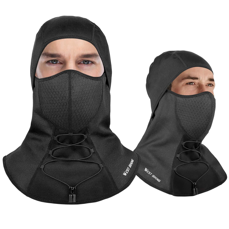 Schutzausrüstung Mode Frauen Motorrad Gesicht Maske Moto Balaclava Herbst Winter Thermische Fleece Winddicht Radfahren Skifahren Motorrad Maske