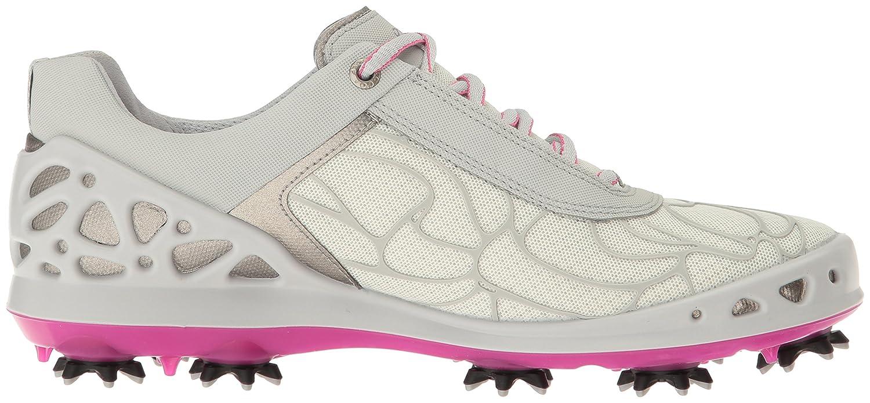 Ecco Damen Women's Golf Cage Golfschuhe, Grau (379CONCRETE), 40 EU