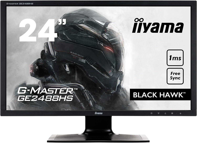 Iiyama G Master Black Hawk Ge2488hs B2 61cm Computer Zubehör
