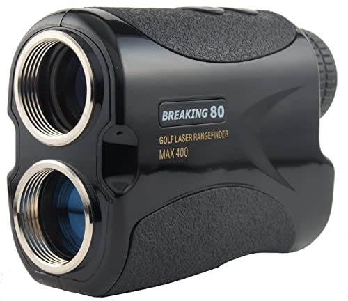 Breaking 80 Laser Range Finder