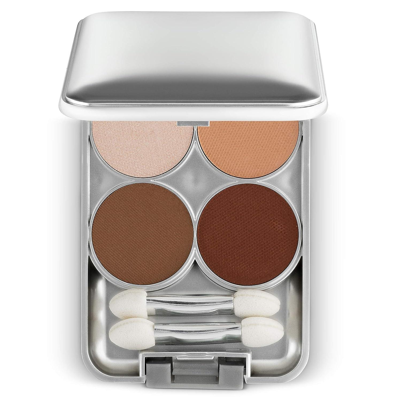 Jolie Wear Everywhere 4-Shade Eyeshadow Quad – Nude Beach