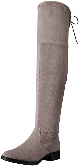 a9a3f37fc8f18b Circus by Sam Edelman Women s Peyton Over The Over The Knee Boot Grey Frost  8.5 Medium