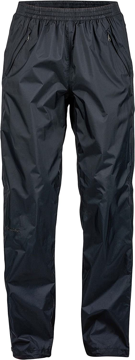 MARMOT Women's Precip Lightweight Waterproof Full-Zip Pant