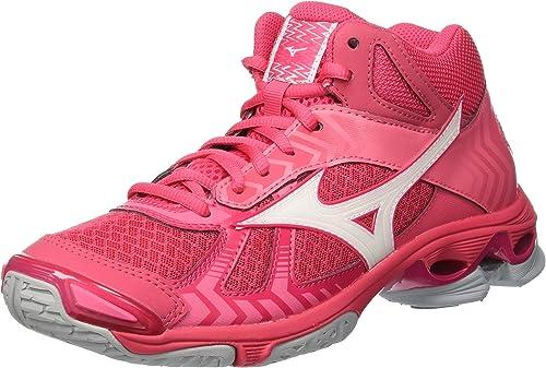 Mizuno Wave Bolt 7 Mid, Zapatillas para Mujer: Amazon.es: Zapatos ...