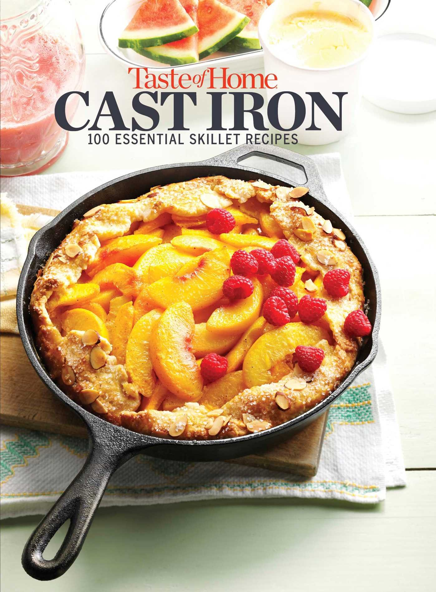 Taste of Home Cast Iron Mini Binder: 100 No-Fuss Dishes Sure to Sizzle! pdf