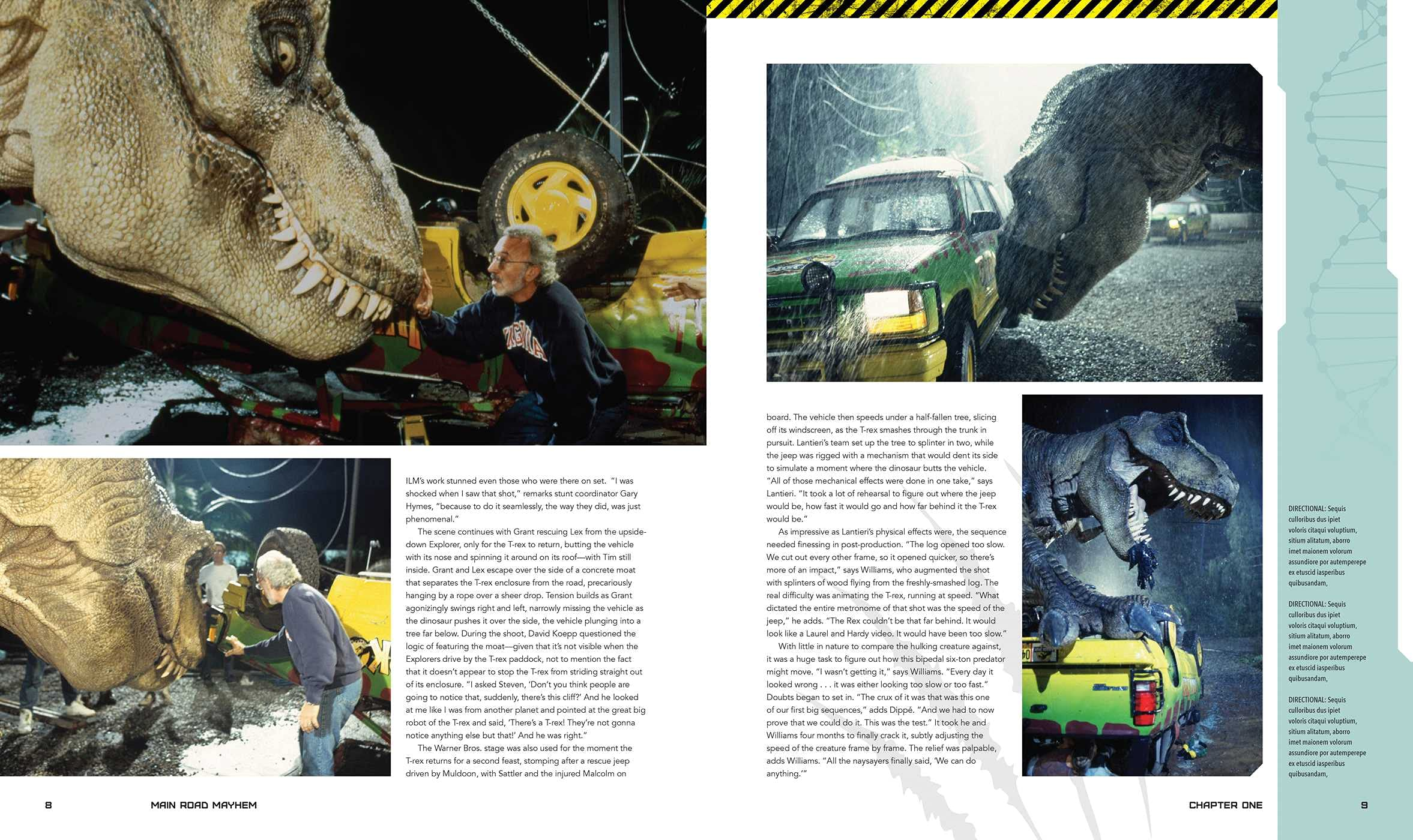 Jurassic Park: The Ultimate Visual History announced 81o7J70mGUS