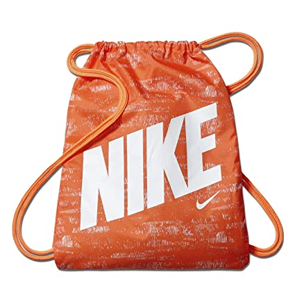 Nike Ba5262 Sac /à Cordon 20 Centimeters Multicolore Pink Rise//Black//Lava Glow