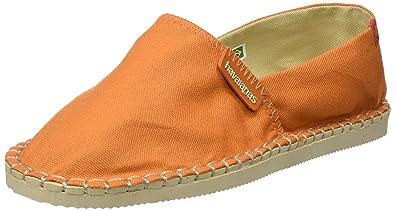 4137014 - Espadrilles - Mixte Adulte - Multicolore Orange (Orange Tile) - 45 EU (43 Brazilian)Havaianas X5IuujM
