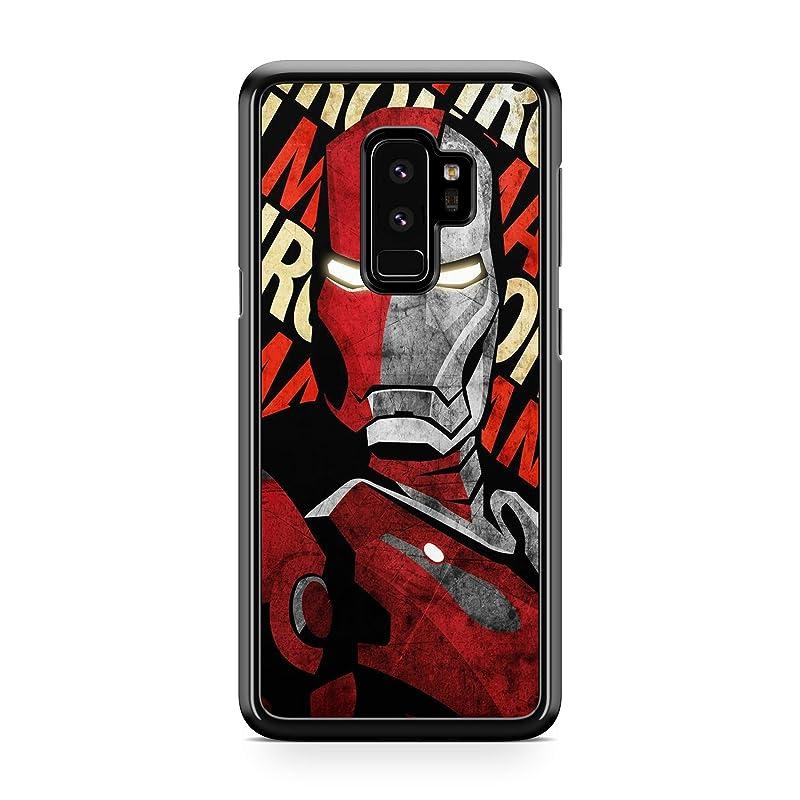Inspired by Iron Man Avengers iPhone X Case iPhone XR Case iPhone 7 plus 8 plus iPhone Xs Max Case iPhone Xs Case Comics Super hero Logo M187