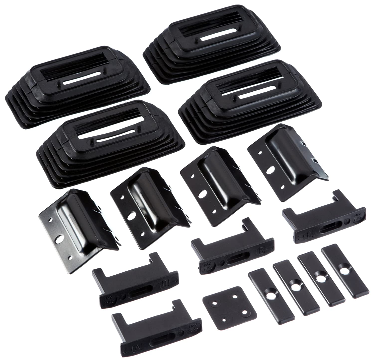 Green Valley 156118 Montage Kit for Original Roof Racks