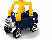 Carro Caminhão Azul Cozy Truck Little Tikes