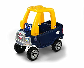 Amazon Com Little Tikes Cozy Truck Ride On With Removable