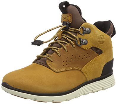 beliebte Marke Beförderung sehen Timberland Youth Killington Hiker Chukka Leather Boots