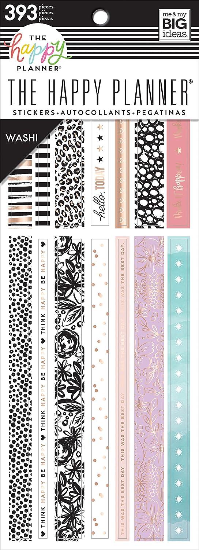 Livre de washi tape Pastels pour Create 365 Planner ME AND MY BIG IDEAS PPWL-10