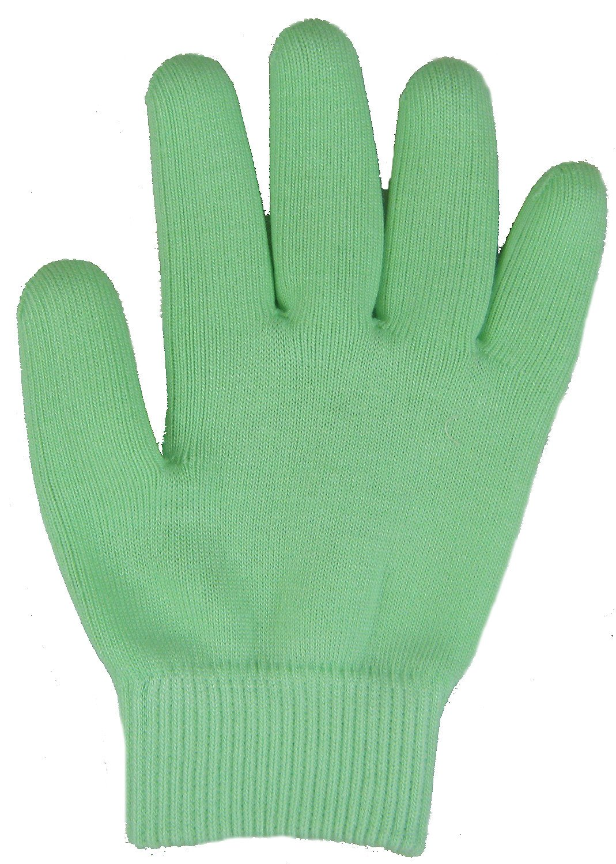 Pair of Moisturising Gel Gloves - Mint Green AHC