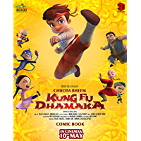 Chhota Bheem Kung Fu Dhamaka Movie - SneapPeak Free eBook (English Edition)