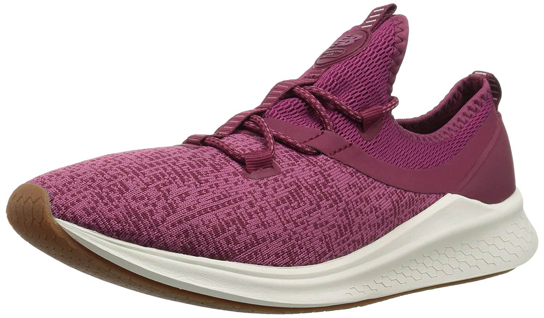 New Balance Women's Fresh Foam Lazr V1 Sport Running Shoe B06XS2W6BS 8.5 W US|Dragon Fruit/Sea Salt/Phantom