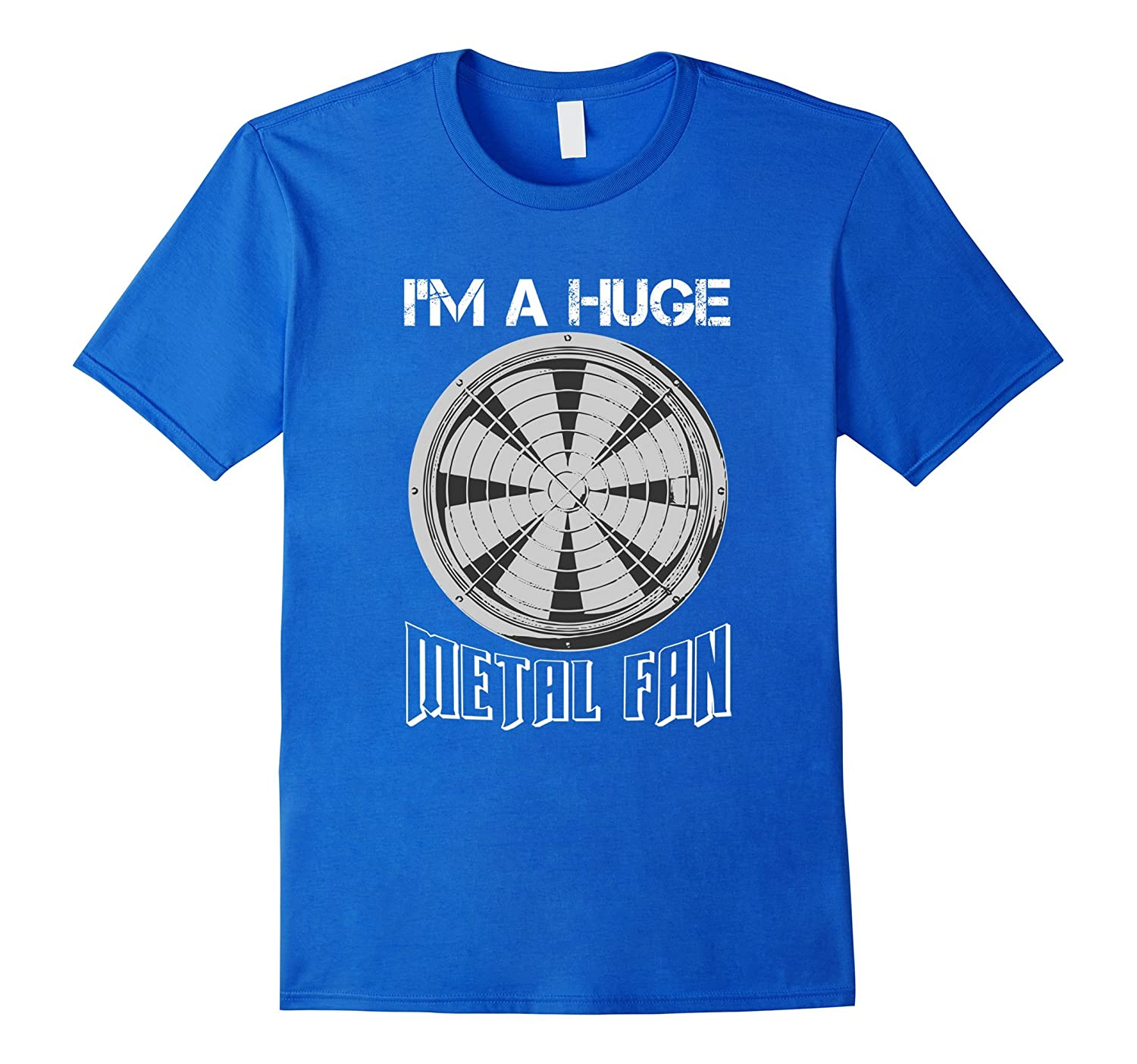 i m a huge metal fan music rock and roll concert lover shirt cl