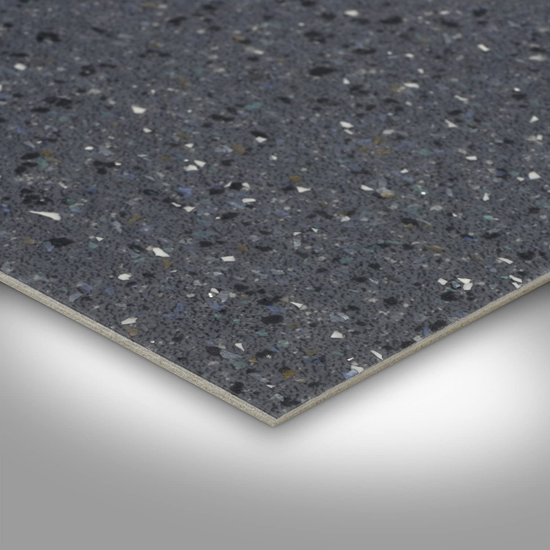 PVC Bodenbelag Steinoptik Chip blau Meterware 300 und 400 cm Breite Gr/ö/ße: 4,5 x 2 m 200 verschiedene Gr/ö/ßen