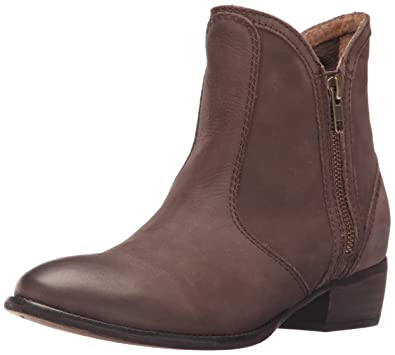 Seychelles Women's Lucky Penny Ankle Boot, Dark Brown, ...