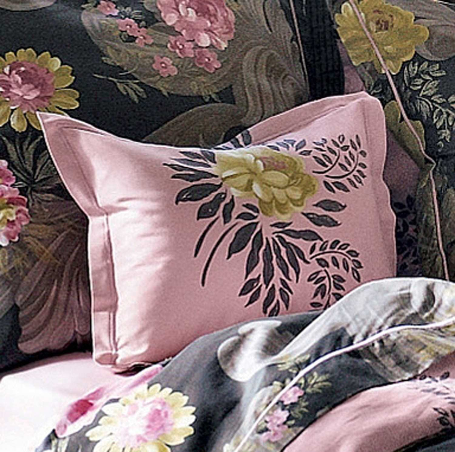 Designers Guild 3DGD Darly CS 40x40 Kissenhülle: