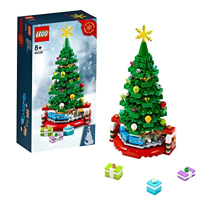 LEGO Exclusive Set #40338 Holiday Christmas Tree 2020 Limited Edition: Toys & Games