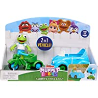 Muppet Babies Kermit's Trike and Car