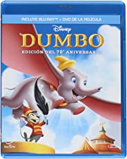 Dumbo (70th Anniversary Spanish-Language Version Blu-ray/DVD Combo)
