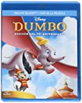 Dumbo (70th Anniversary Spanish-Language Version Blu-ray/DVD Combo)