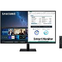 Samsung LS32AM502NRXEN - Monitor Smart de 32'' FullHD, 1920x1080, Smart TV Apps, TV Plus, Altavoces, WiFi, Bluetooth, VA…