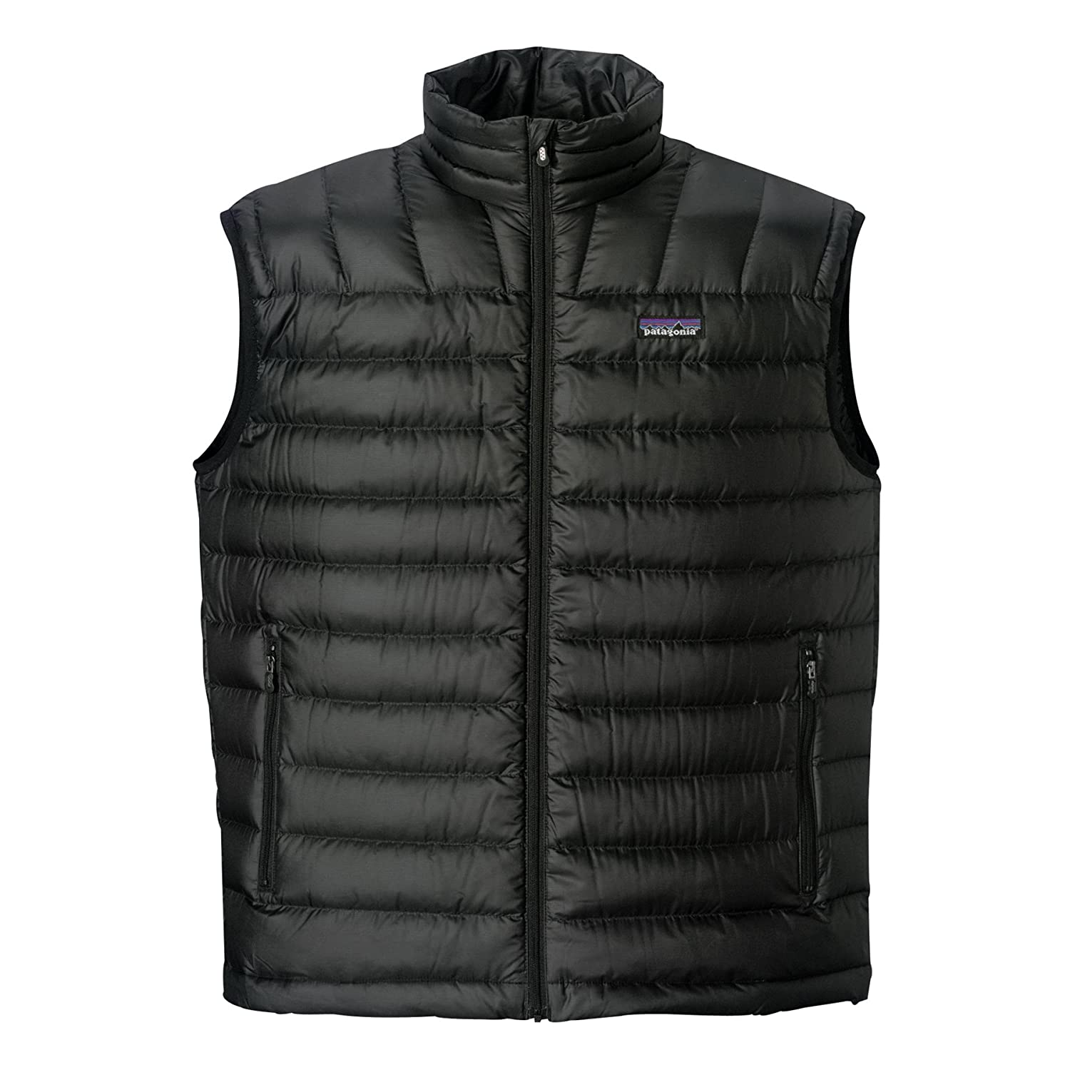 Amazon.com: Patagonia Down Sweater Vest Men (Small, Black): Sports ...