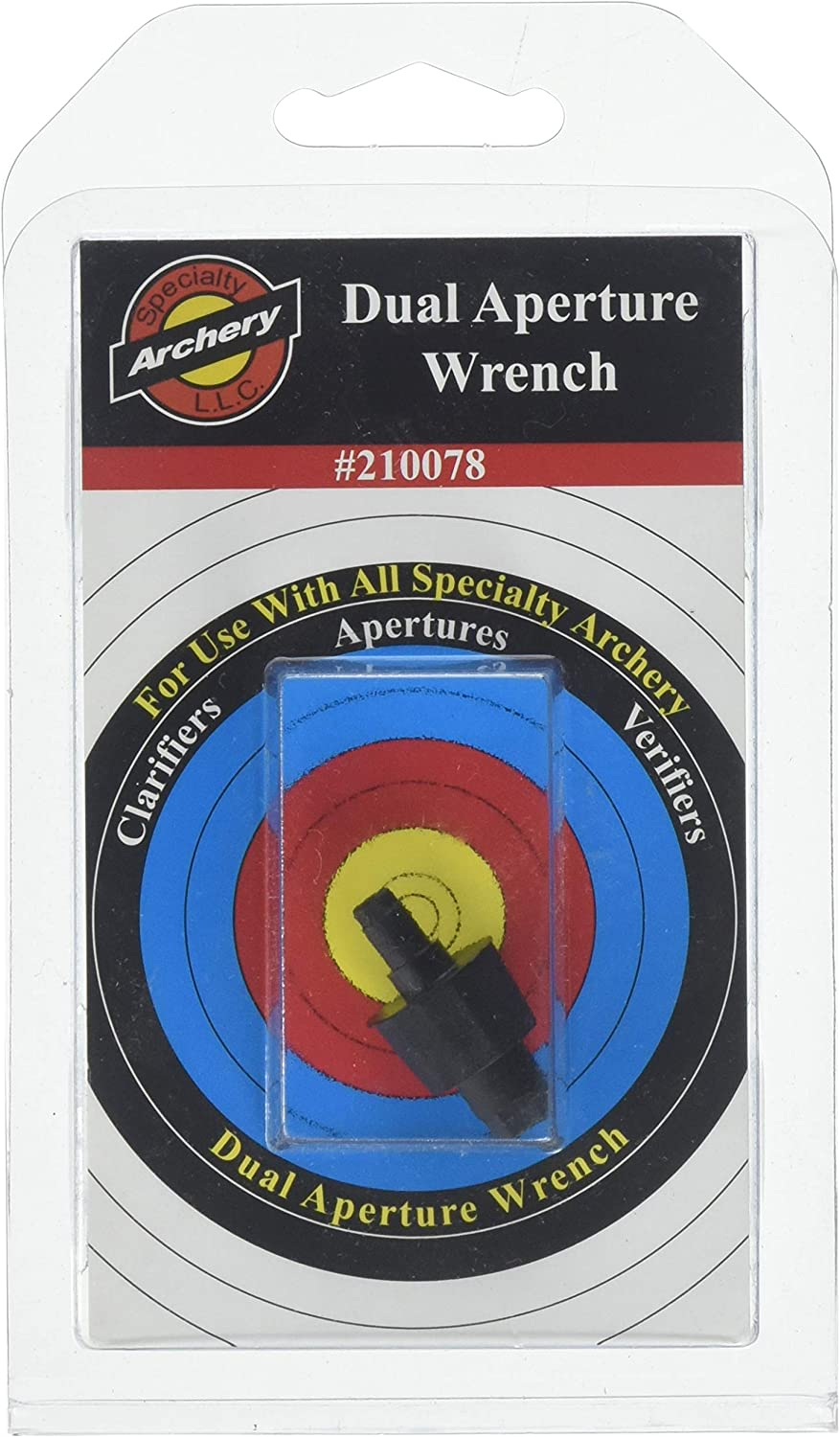 Specialty Archery Dual Aperture Wrench