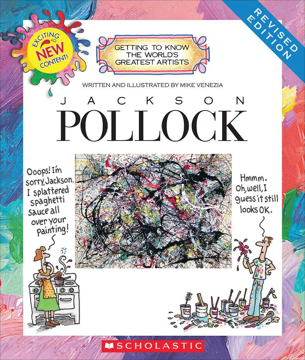 Jackson Pollock (Revised Edition) (Getting to Know the World's Greatest Artists) (Library Publishing)