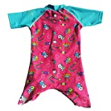 Baby Banz Baby Girls One Piece Swimsuit, Coolgardie