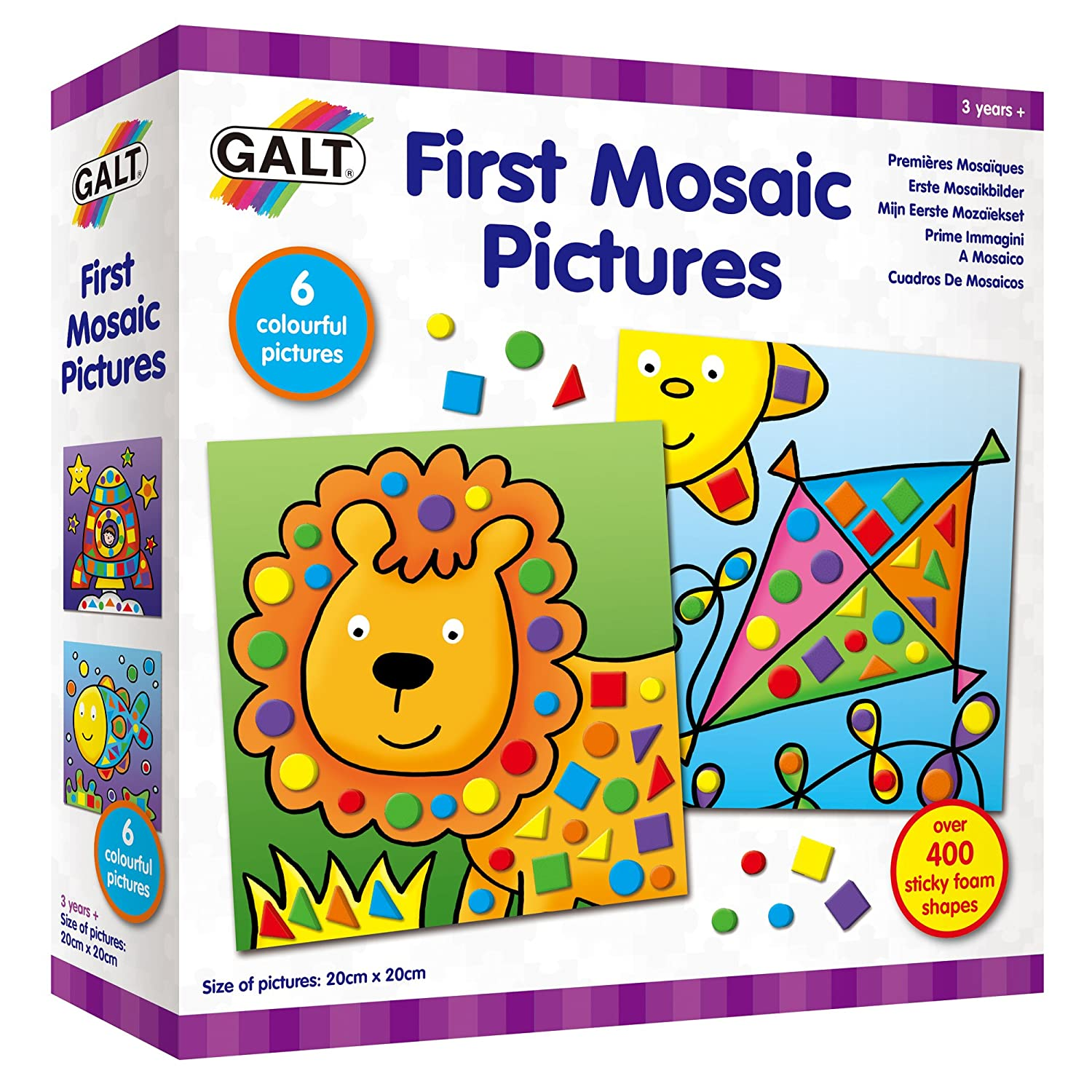 Galt Toys First Mosaic Picture 1004591