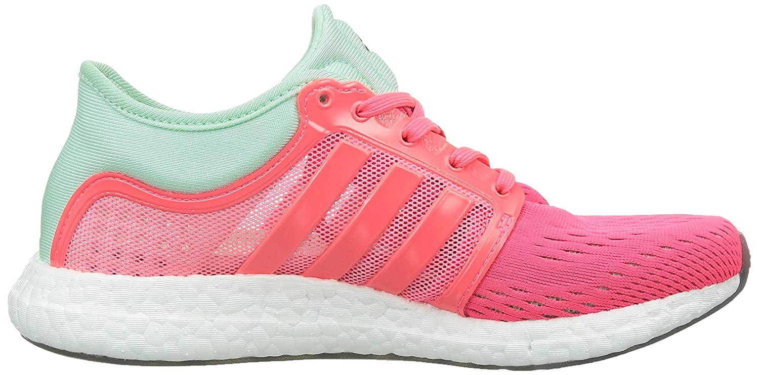 0a21adb68a54 adidas Climachill Rocket Boost Womens Running Sneakers   Shoes-Pink-5.5   Amazon.ca  Shoes   Handbags