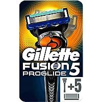 Gillette Fusion ProGlide - Maquinilla de afeitar + 5 recambios