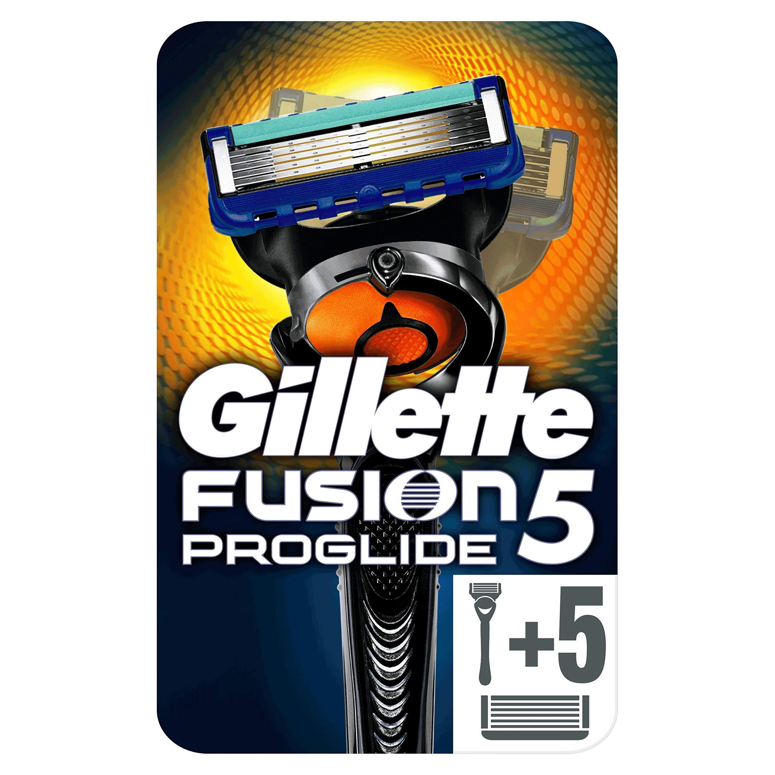 Gillette Fusion ProGlide - 5 recambios product image